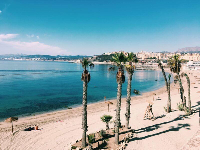 ceuta beach