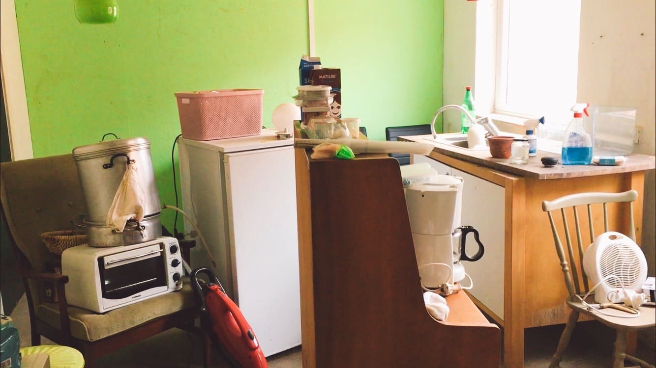 Danish Famhouse kitchen