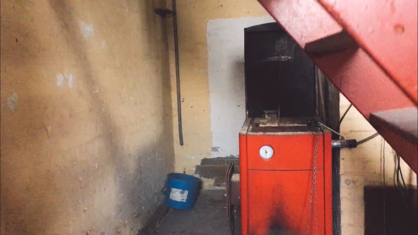 Danish Farmhouse Boiler system