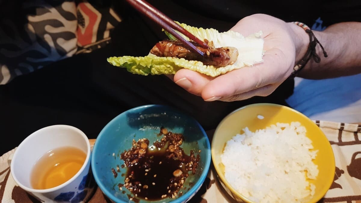 yakiniku recipe 自家製焼き肉のたれ