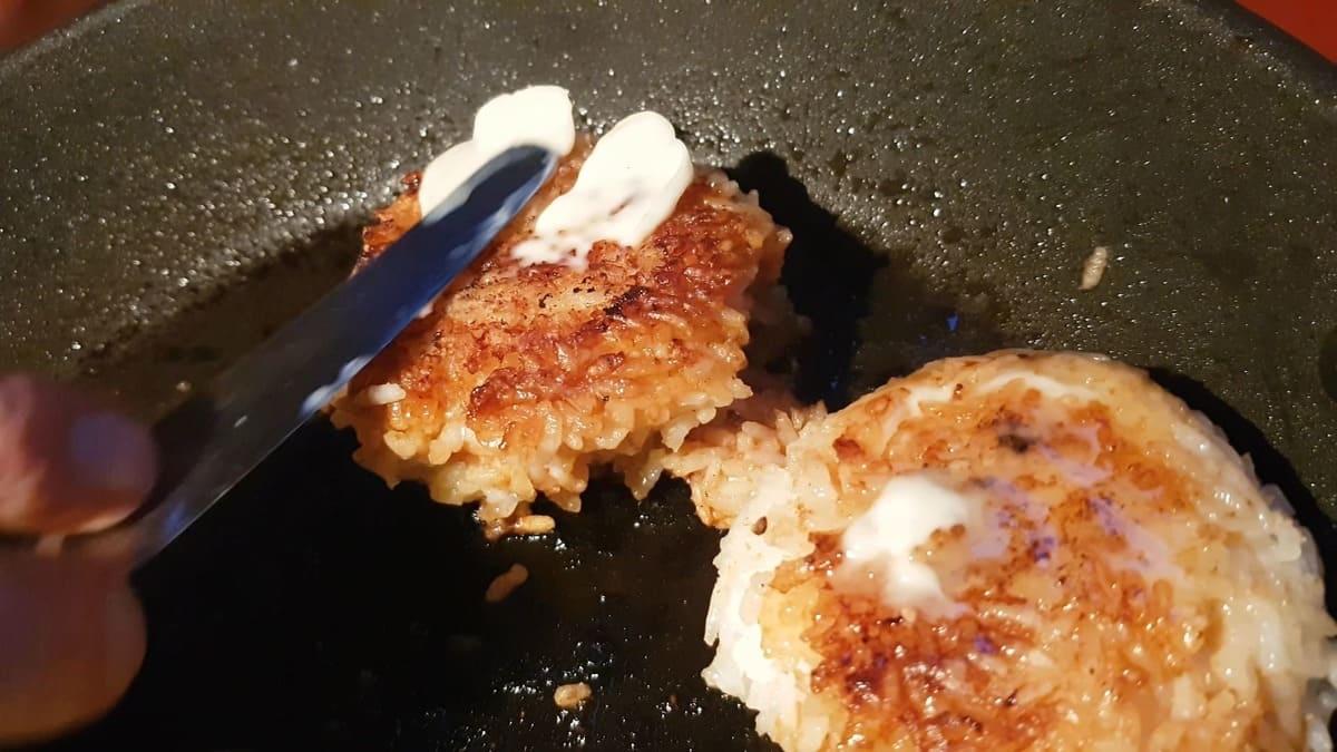 焼きおにぎり yaki-onigiri