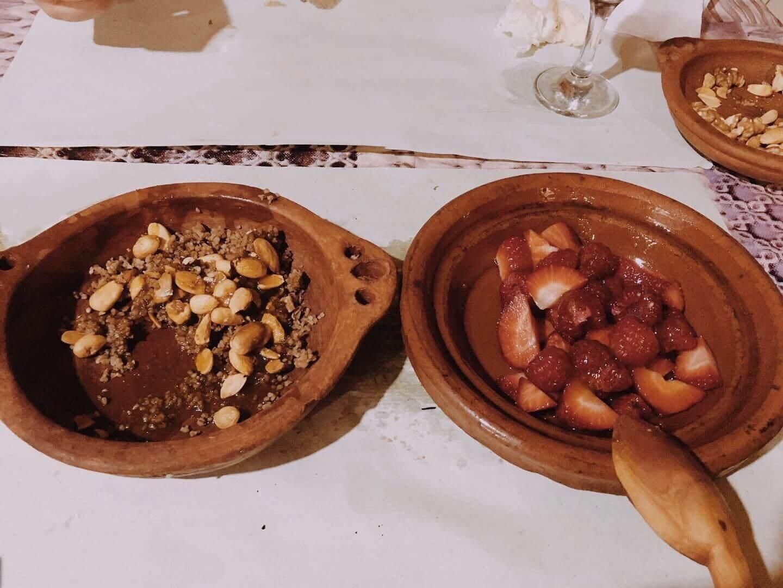 morocco sweets
